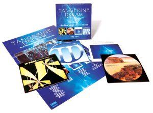 Tangerine Dream – The Blue Years Studio Albums 1985-1987
