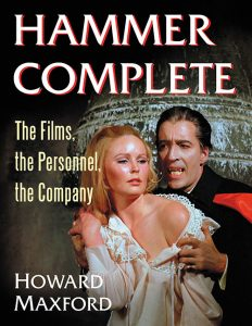 Hammer Complete by Howard Maxford