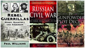 Book reviews by Steve Earles